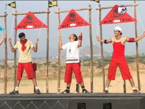"""Roadies: """"Fun"""" While Boys' Get 'ball Busted?' - Part3"""