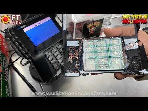 How To Spot A Credit Card Skimmer (FavTrip)