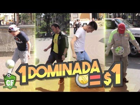 DOMINADAS DE A $1