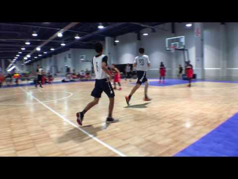 Hard Work Basketball Friday July 21, 2017 'Las Vegas Jam On It' Game 1 of 4