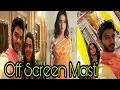 Off Screen Masti Latest : Jana Na Dil Se Door