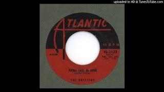 Drifters, The - Fools Fall In Love - 1956
