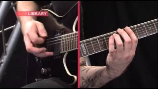 how to play dead memories by slipknot guitar lesson part 1