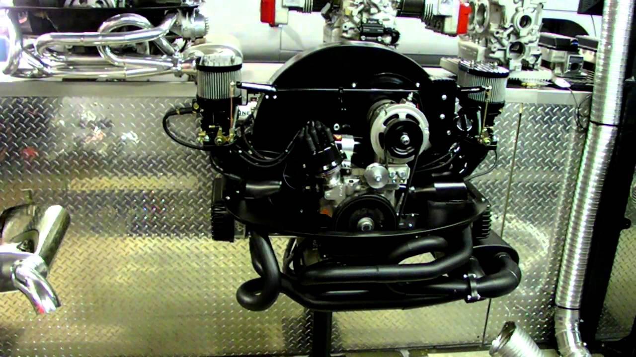 James Galloway 2332cc Turnkey Engine