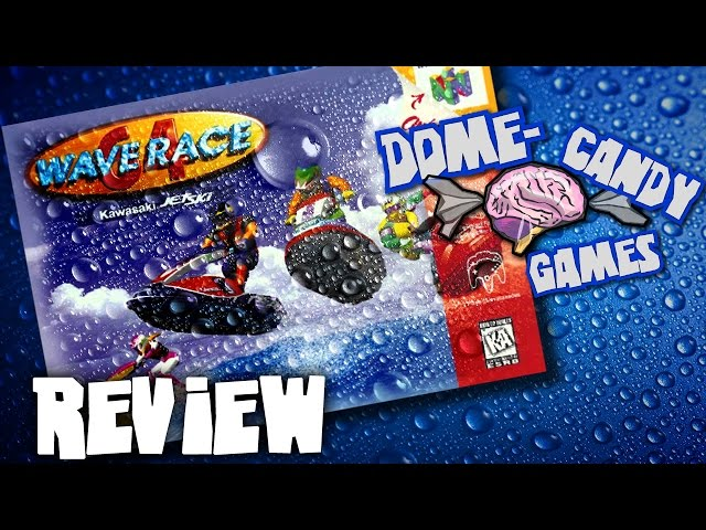 Wave Race 64 Review (N64)