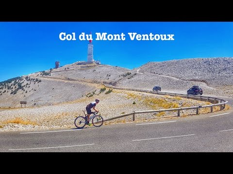 ¡Mont Ventoux!