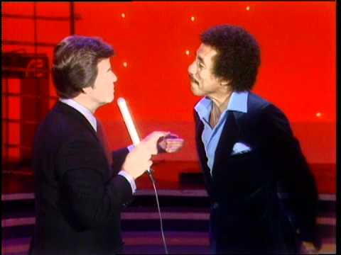 Dick Clark Interviews Smokey Robinson - American Bandstand 1981