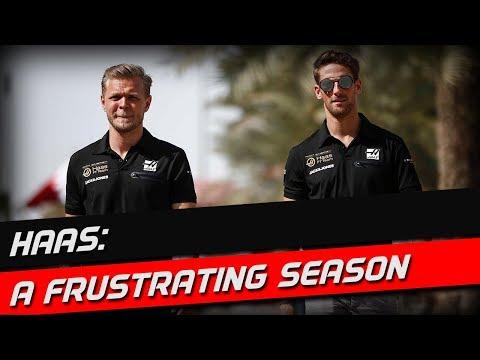 Haas in 2019: A Frustrating Season