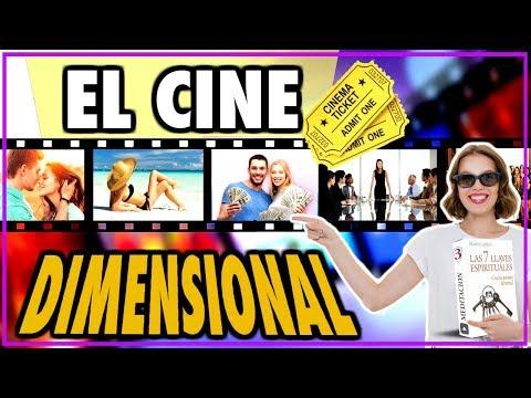 03 - El Cine Dimensional - Las siete llaves espirituales - Martin Laplace - Meditacion Ley Atraccion