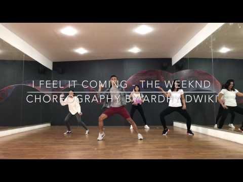 I Feel It Coming - The Weeknd Choreography