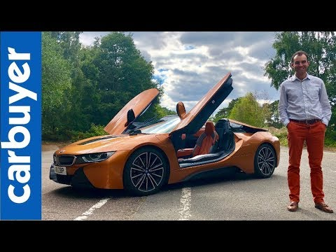Bmw I8 Roadster 2019 In Depth Review Carbuyer Youtube