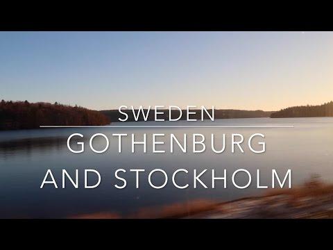 Sweden - Gothenburg And Stockholm