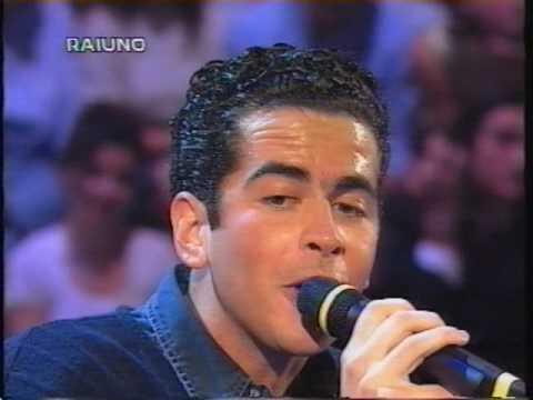 """Alessandro Mara   """"Chiara"""" Sanremo Giovani 1995"""