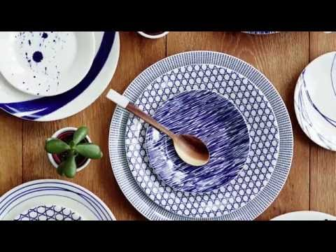 Royal Doulton: Pacific Tableware