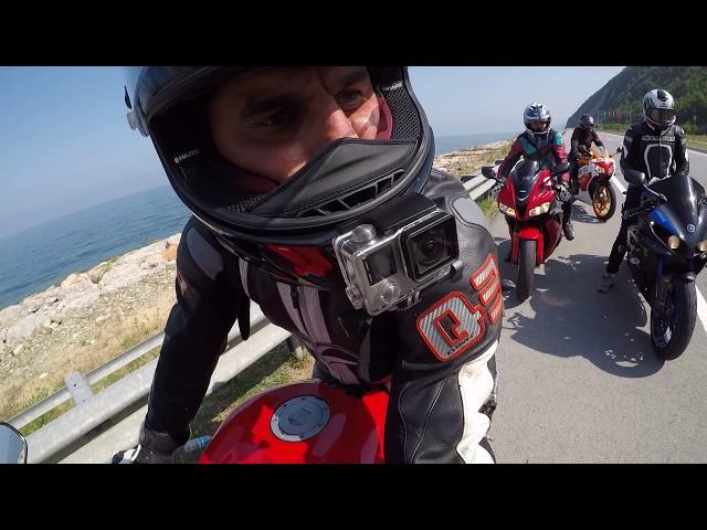 zx636r cbr600rr R1 !!! Speed bathuR1 Vlog #147