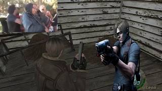 Resident Evil 4 Part 2 Só nos Headshot