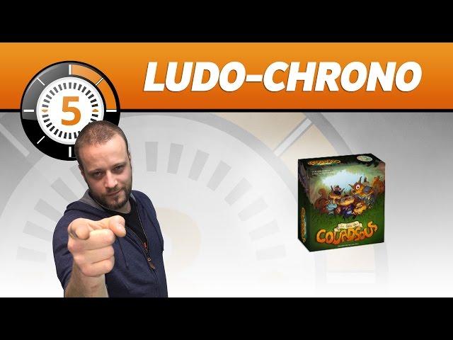 Ludochrono - Le bois des Couadsous