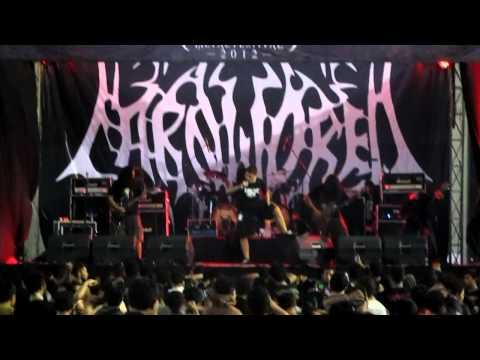 Carnivored - Revival (Live @ Purwokerto's Headbanger Metal Festival, Mar 2012)