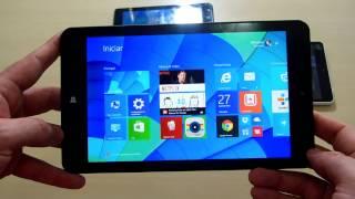 Comentários sobre o tablet Windows Lenovo ThinkPad 8