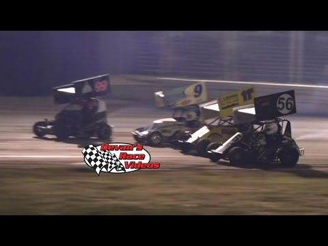 August 29, 2015 | Colorado 270 Outlaws A-Main | I-76 Speedway