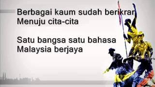 Malaysia Berjaya Lirik Minus One