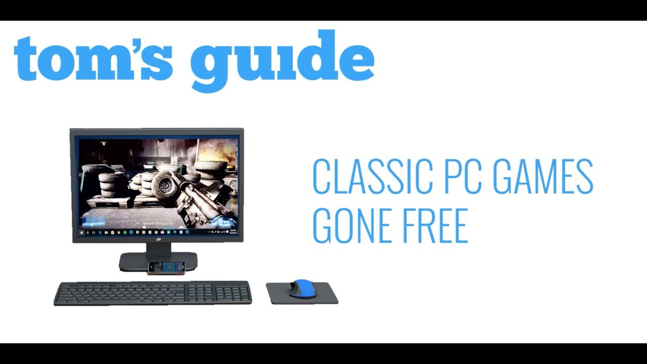 15 Classic PC Games Gone Free | Tom's Guide