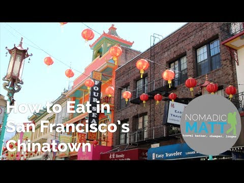 How to Eat in San Francisco's Chinatown