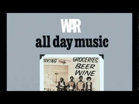 WAR - All Day Music