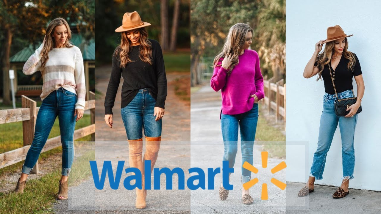 [VIDEO] - Walmart Fall Try On Haul 2019 | PART 2 | Fall Outfit Ideas 2