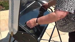 """""""Solar Oven"""" Green Solutions N.I Cooking with the Sun solar green """"sun cooker"""""""