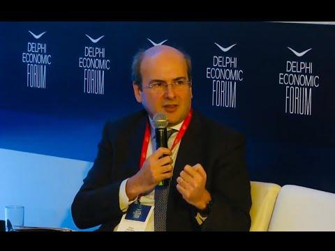 Ομιλία Κ. Χατζηδάκη για την παιδεία στο Delphi Economic Forum