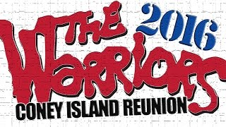 THE WARRIORS Coney Island Reunion #2 (2016)