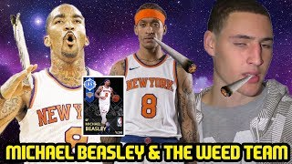 MOMENTS MICHAEL BEASLEY w/ NBA WEED SQUAD! SUPERMAX CHALLENGE! NBA 2K18 MYTEAM