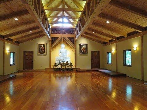 Uddisanaditthana Gatha by Dhamma Monastery 255 Snakefoot Lane Lexington, VA 24450 USA