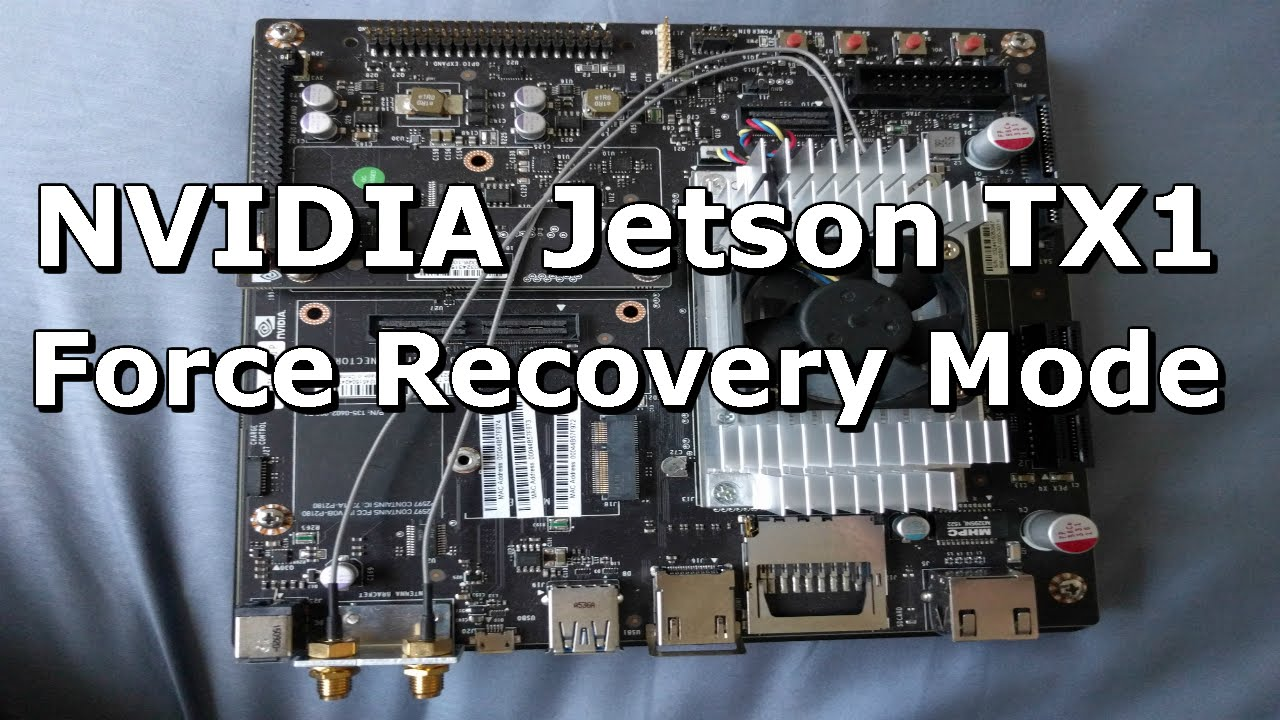 How to Setup CUDA 7 0 on NVIDIA Jetson TX1 with JetPack - Detailed