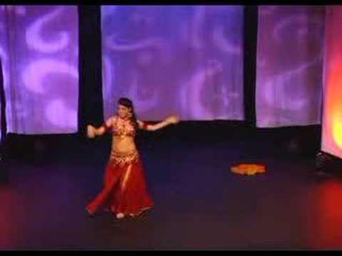 Sandra Middle Eastern belly dancers