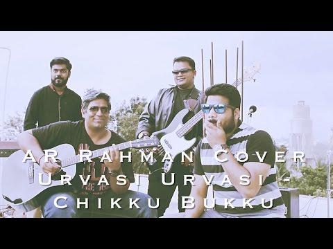 AR Rahman Cover | Urvasi Urvasi - Chikku Bukku | Maestros Musix thumbnail