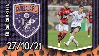 Flamengo LEVA 3 do AthleticoPR e é ELIMINADO da Copa do Brasil!   CANELADA (27/10/21)