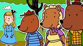 Goldilocks and the Three Bears | Fairy Tale for Children | Kids Story Time