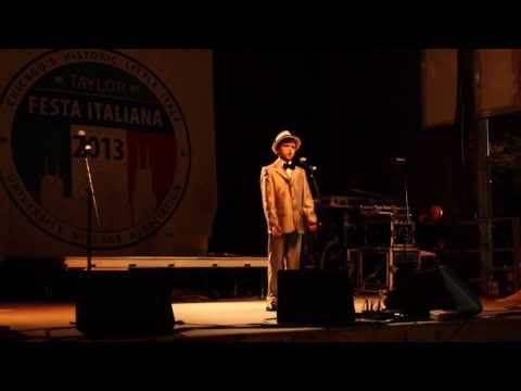 FESTA ITALIANA The Best From 12 YEARS OLD SHERIDAN ARCHBOLD Songs From Live Concert In CHICAGO