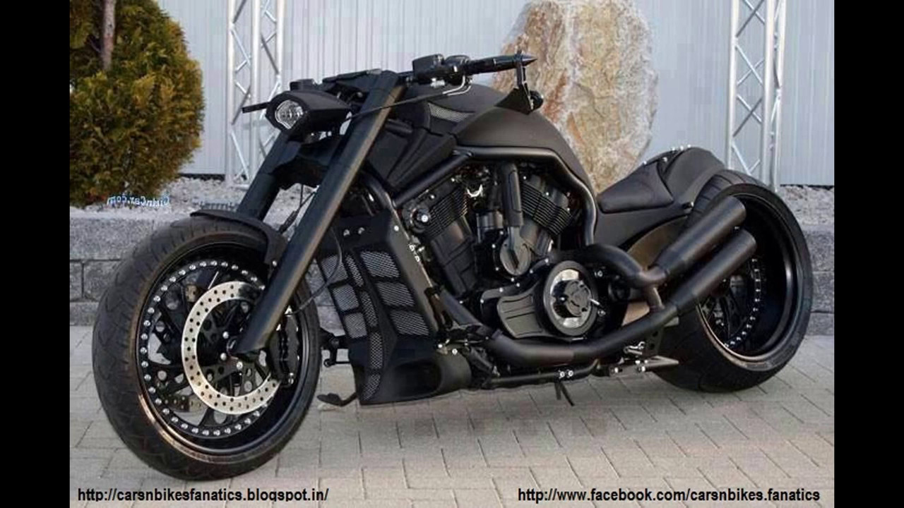 harley davidson usa custom v rod muscle bikes youtube. Black Bedroom Furniture Sets. Home Design Ideas