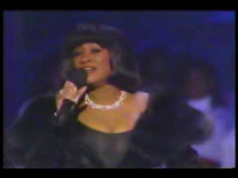 Dionne Warwick , Luther Vandross, Patti LaBelle and Tevin Campbell