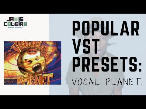 Pharrell - That Girl | Vocal Planet Sample | [I Found those VST Presets #2]