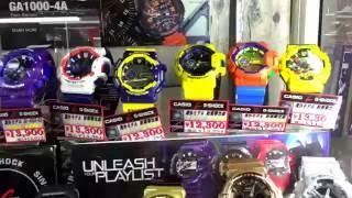 G-Shock hunting at thrift store #7 - Saitama, Japan | Don Quijote & TreFac Style