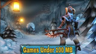 Top 10 OFFLINE Games for Android Under 100MB