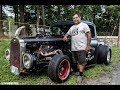 Rat Rod 1951 Ford F-100 (Built By Domingo Carrillo)