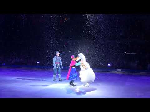 Disney On Ice 2018: Singapore highlights