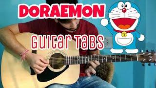 doraemon---easiest-guitar-tabs-lesson-just-2-strings-guitar-lesson-for-beginners-in-hindi