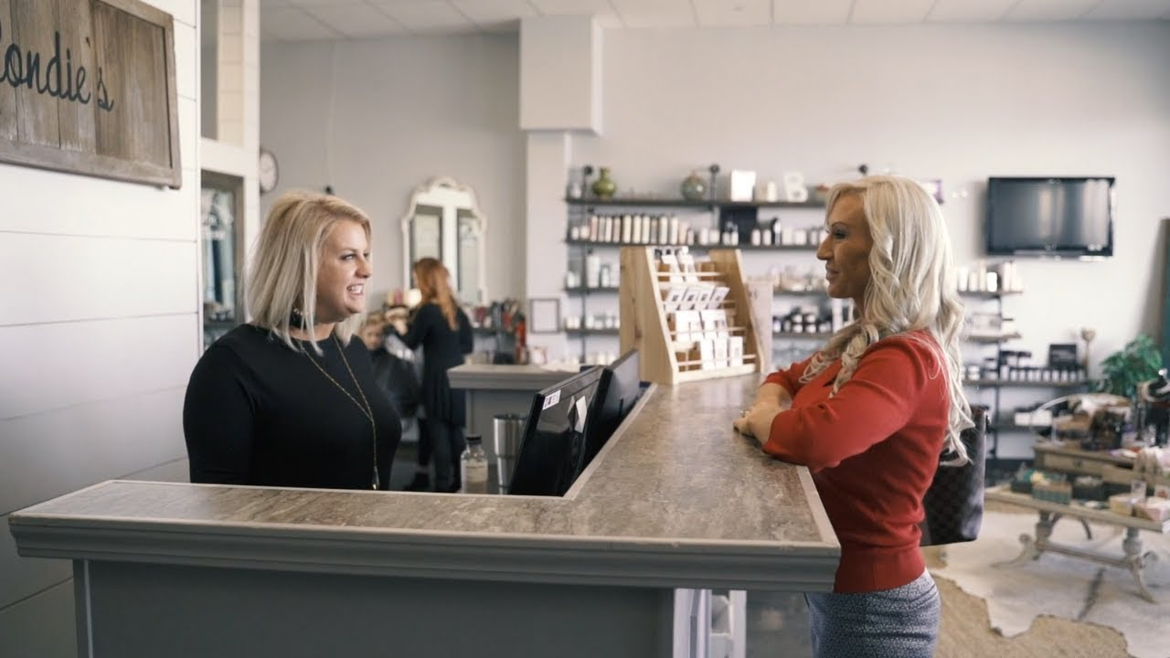Blondie's Salon + Spa | Columbus, IN