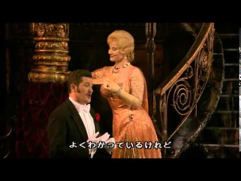 Die Lustige Witwe (The Merry Widow) - Valencienne&Camille( Act1 DUET)
